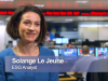 60 Seconds with Solange Le Jeune