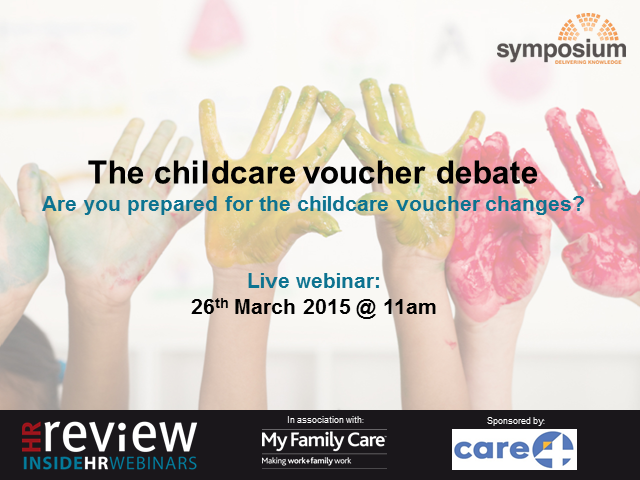 Childcare voucher debate