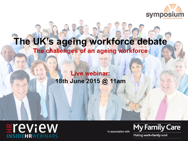 The UK's Ageing Workforce Debate