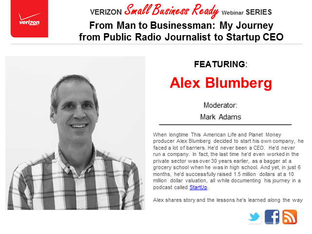 From Man to Businessman: My Journey from Public Radio Journalist to Startup CEO