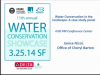 Water Conservation in the Landscape: A Case Study Panel