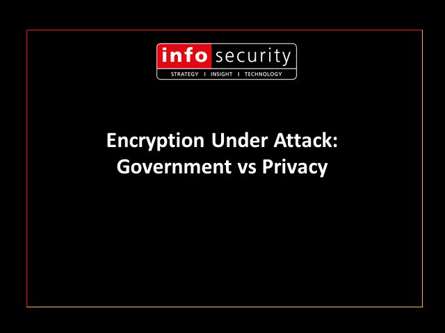 Encryption Under Attack: Government vs Privacy