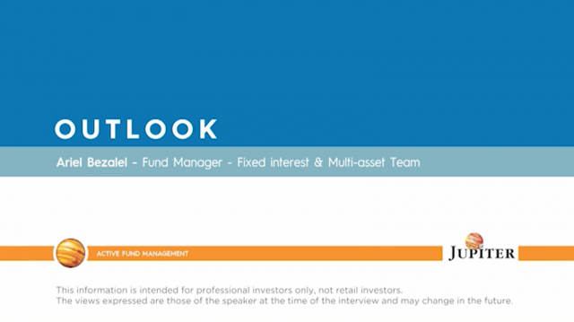 Outlook - Jupiter Strategic Bond Fund
