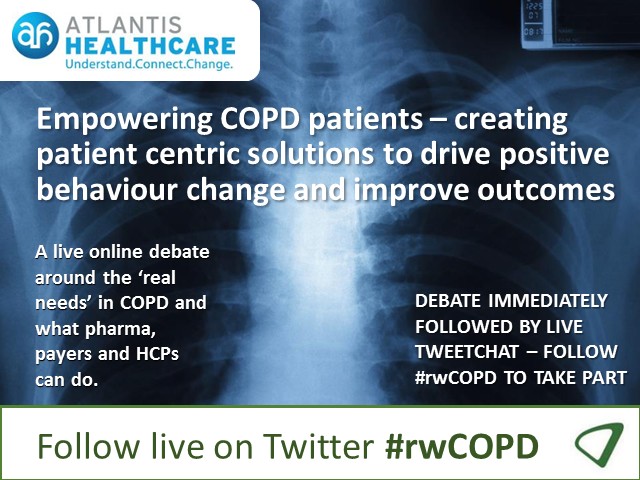 Empowering COPD patients – patient-centric solutions to drive positive outcomes