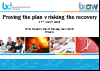 BCI webinar: Proving the plan versus risking the recovery