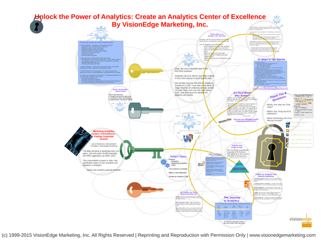 The Creation, Care and Feeding of an Analytics Center of Excellence
