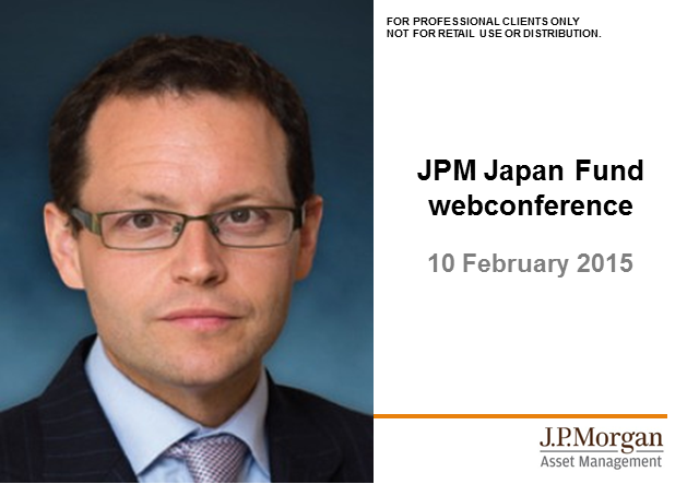 Bitesize update: JPM Japan Fund