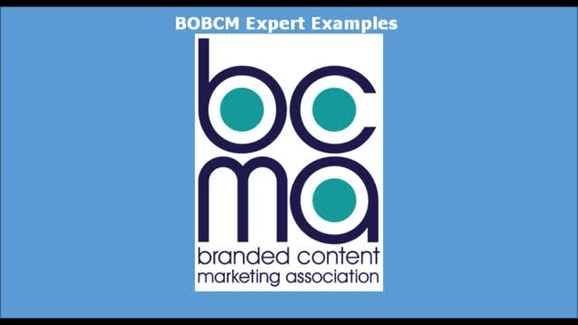 BOBCM Expert Examples