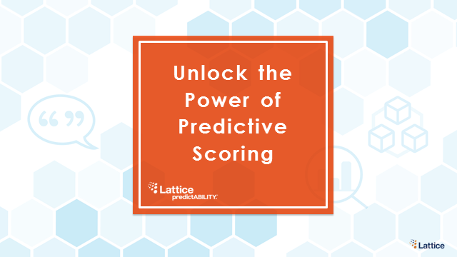 Unlock the Power of Predictive Lead Scoring