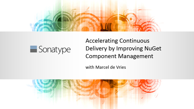 Accelerating Continuous Delivery by Improving NuGet Component Management