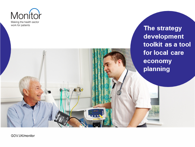 Aligning strategies across local care economies