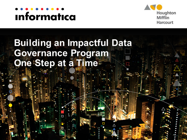Building an Impactful Data Governance Program One Step at a Time