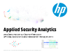 Applied Security Analytics