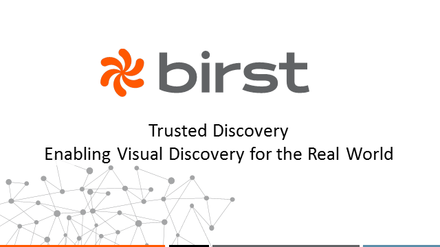 Trusted Discovery: Enabling Visual Discovery for the Real World