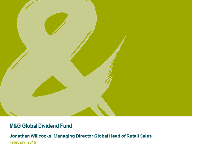 M&G Global Dividend Fund Webcast – with Stuart Rhodes (10:00 GMT)