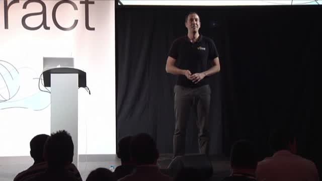 AWS Interact Barcelona - Keynote (Carlos Conde)
