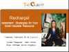 Recharge: Investment Strategies for Your Most Valuable Resource