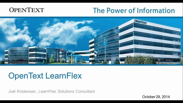 Discover how to simplify your LMS Experience -LearnFlex SimplifyDPS