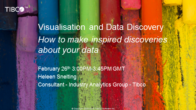 How to Make Inspired Discoveries About your Data