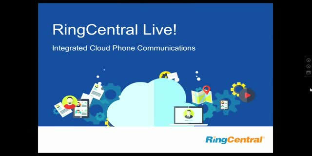 RingCentral Live - 2/6/2015 – RingCentral Integrations