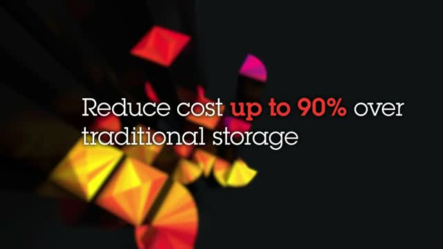 IBM Software Defined Storage Transforms Data Economics