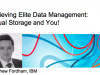 Achieving Elite Data Management: Virtual Storage and You!