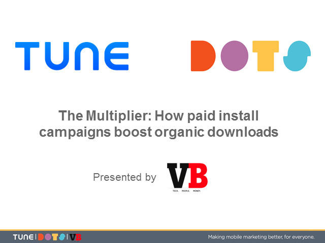 The Multiplier: How paid install campaigns boost organic downloads