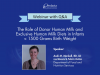 The Role of Donor Human Milk & Exclusive Human Milk Diets in Infants < 1500 g