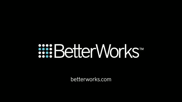 BetterWorks Overview: Powering Goals for the Enterprise
