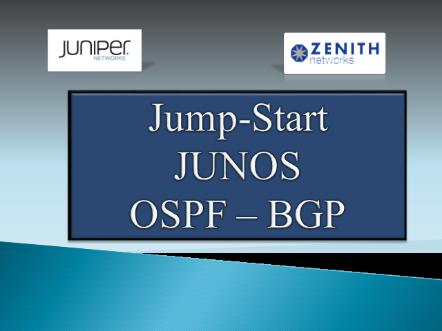 Jump Start Junos Intermediate  - March 26th