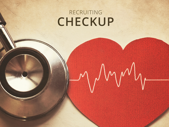 Recruiting Checkup: How Healthy  Is Your Interview Process?