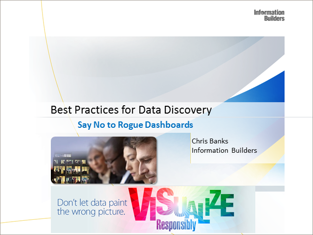 Best Practices for Data Discovery