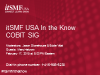 itSMF USA In The Know Podinar- COBIT SIG