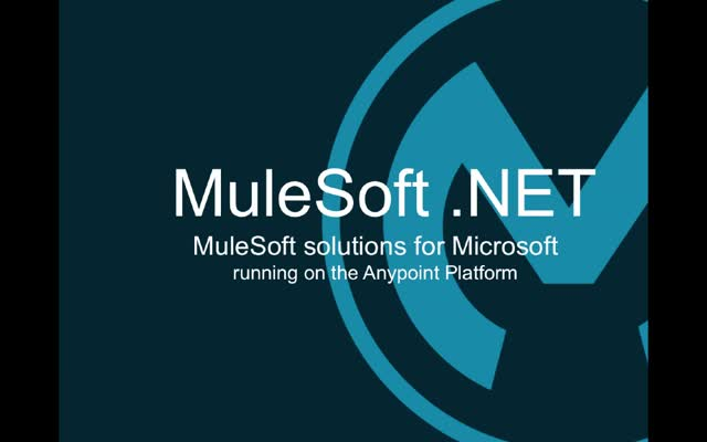 The .NET Connector 2.0 in Action