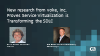 New research from voke, Inc. proves Service Virtualization is transforming SLDC