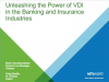 Unleashing the Power of VDI in Banking & Insurance