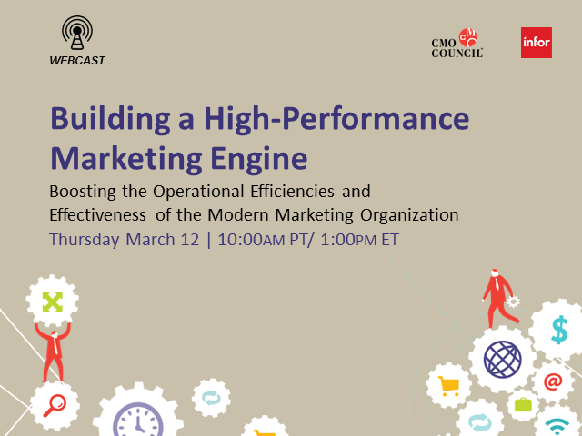 Building a High-Performance Marketing Engine