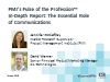 PMI's Pulse of the Profession InDepth Report:The Essential Role of Communication
