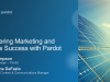 Powering Marketing & Sales Success with Pardot