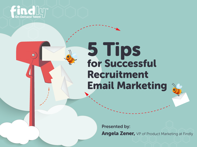 5 Tips for Successful Recruitment Email Marketing
