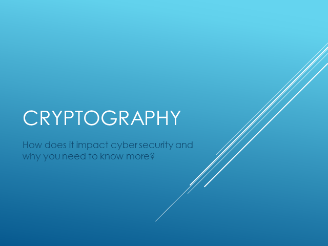 What You Don't Know about Cryptography and How It Can Hurt You
