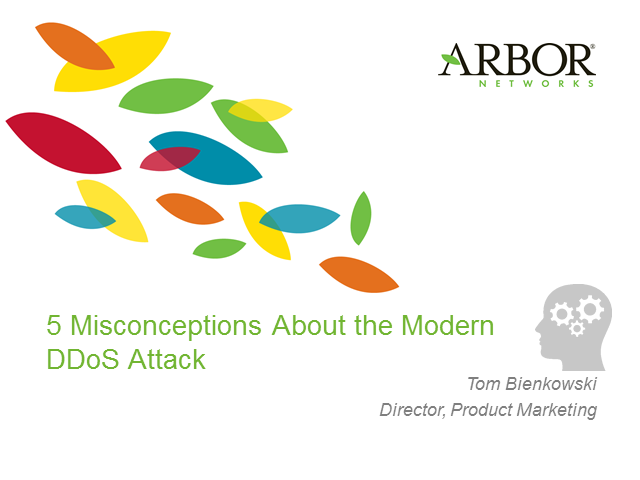 The 5 Misconceptions About the Modern DDoS Attack