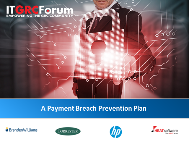 A Payment Breach Prevention Plan
