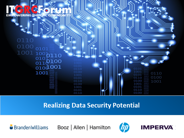 Realizing Data Security Potential