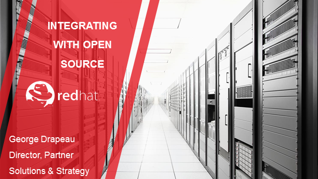 Integrating with Open Source and Open Standards in the NFV Market