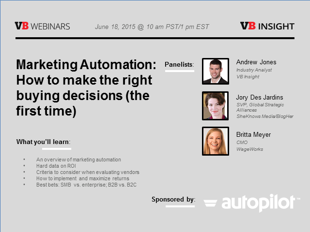 Marketing Automation Systems: The top marketing automation point solutions
