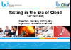 BCI webinar: Testing in the era of Cloud