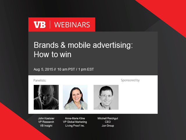 Mobile Advertising: Winning strategies for brands