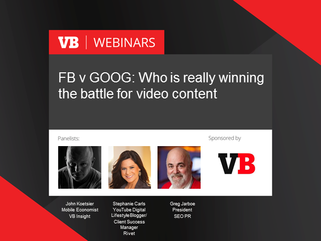 FB vs GOOG: Who is really winning the battle for video content?