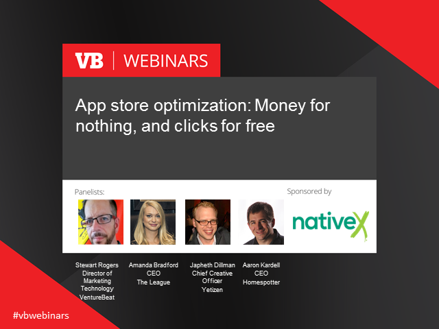 App Store Optimization: Money for nothing, and clicks for free
